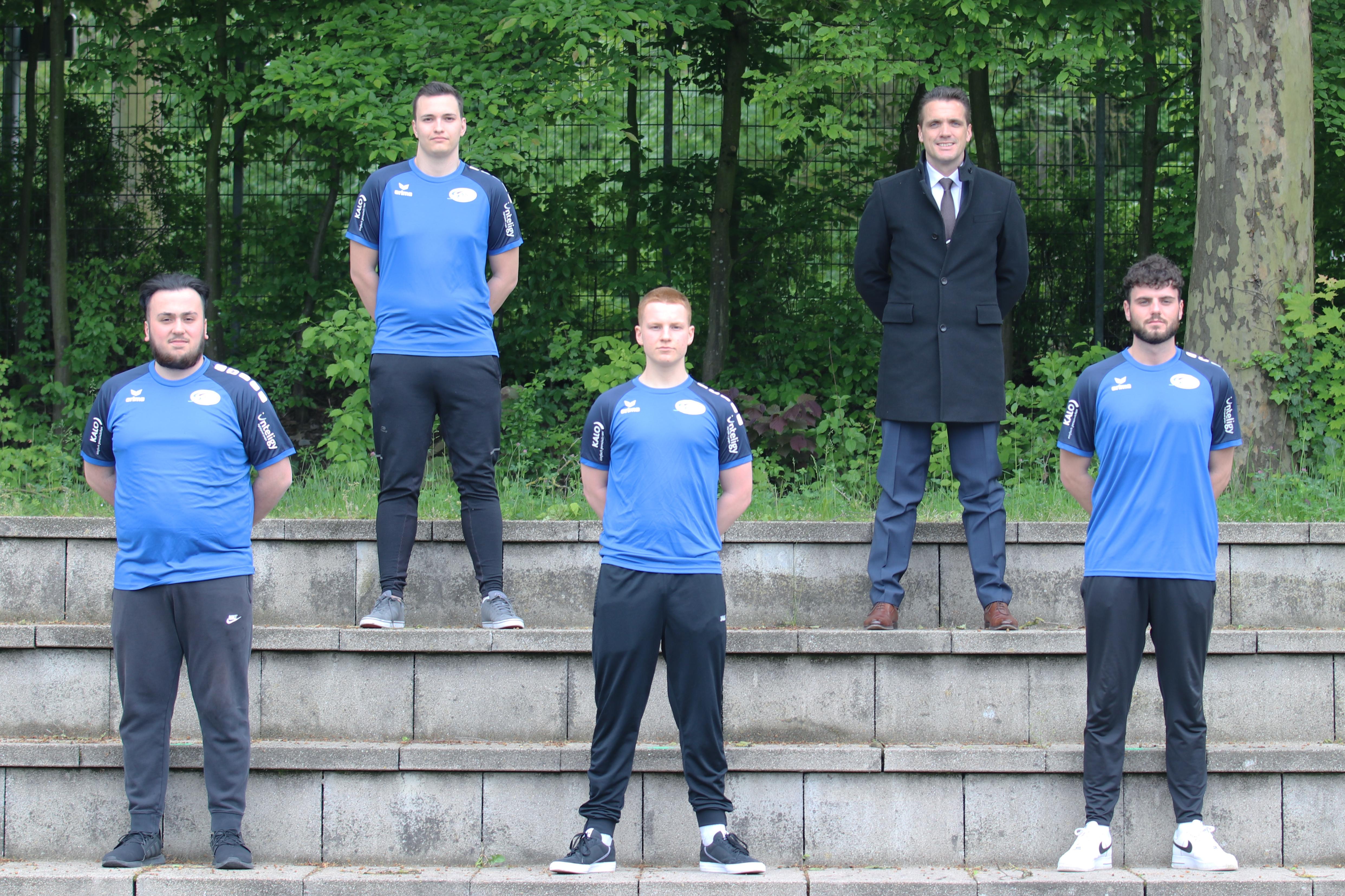Mannschaft der Neckarsulmer Sport Union e.V.